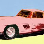 Ernst K. sein Frau will 's Auto weiß…