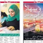 Kopftuch vor der Klasse – BILD-Abo bald auf Arabisch