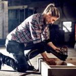 Berufskleidung für Frauen: Endlich chic auf der Baustelle