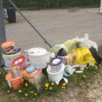 Müll an Deutschlands Landstraßen